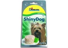 Gimborn Shiny Kurča krmivo pre psov 2 x 85 g