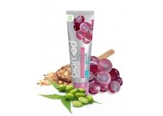 Biomed Sensitive přírodní extrakt z hroznových jader zubní pasta pro citlivé zuby 100 g