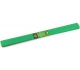Koh-i-Noor Krepový papír 50 x 200 cm, středně zelený