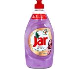 Jar DermaProtect Silk & Orchid Prostriedok na ručné umývanie riadu 450 ml