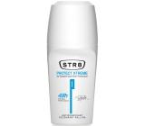 Str8 Protect Xtreme guličkový antiperspirant dezodorant roll-on pre mužov 50 ml