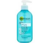 Garnier Skin Naturals Pure Čistiace ozdravujúce starostlivosť 200 ml