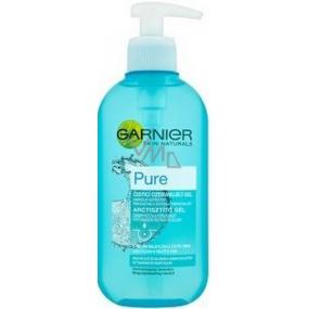 Garnier Skin Naturals Pure čistiaci ozdravujúci starostlivosť 200 ml