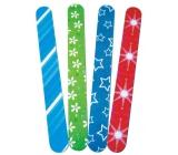 Abella Pilník smirkový barevný různé barvy 1 kus EMP-5