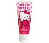 Koto Hello Kitty Jahoda a obsahem fluoru zubní pasta pro děti 75 ml