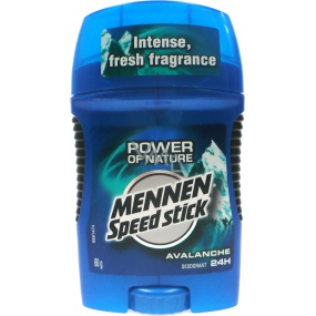Mennen Speed Stick Power of Nature Avalanche antiperspirant dezodorant stick pre mužov 60 g