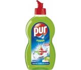 Pur Duo Power Apple prostředek na ruční mytí nádobí 450 ml