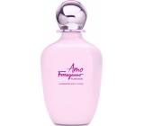 Salvatore Ferragamo Amo Ferragamo Flowerful tělové mléko pro ženy 200 ml
