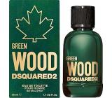 Dsquared2 Green Wood toaletná voda pre mužov 50 ml