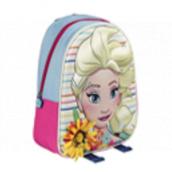 Disney Frozen Batoh pre deti 3D 25 × 13 × 10 cm