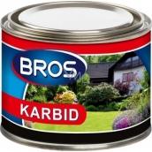 Bros Karbid granulovaný na odpudzovanie krtkov 500 g