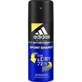 Adidas Cool & Dry 72h Sport Energy antiperspirant deodorant sprej pro muže 150 ml