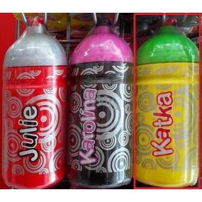 Nekupto Fľaša pre zdravé pitie s názvom Katka 0,5 l 1 kus