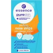 Essence Pure Skin Purifying Nose Strips čistící proužky na nos 3 kusy