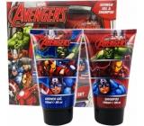 Marvel Avengers šampon na vlasy pro děti 150 ml + sprchový gel 150 ml, kosmetická sada