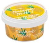 Bomb Cosmetics Perfektné ananás Trblietavé telové maslo ručne vyrobené 200 ml