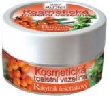 Bione Cosmetics Bio Rakytník řešetlákový Kosmetická toaletní vazelína 155 ml