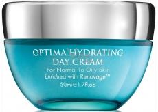 Aqua Mineral Optima Hydrating Day Cream For Normal To Oily Skin hydratační krém pro normální až mastnou pleť 50 ml
