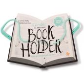 If Gimble Adjustable Bookholder Držiak na knihu Cestovné zelený 340 x 240 x 20 mm
