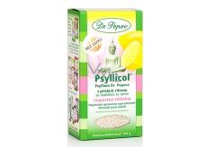 Dr. Popov Psyllicol Citron rozpustná vláknina, napomáha správnemu vyprázdňovanie, navodzuje pocit sýtosti 100 g
