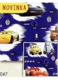 Nekupto Baliaci papier vianočné pre deti Cars 70 x 200 cm 1 role BLI 047