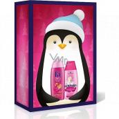 Fa Kids Morská panna sprchový gél 250 ml + Schauma Kids Girl šampón na vlasy 250 ml, kozmetická súprava pre dievčatá