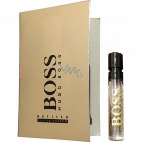 Hugo Boss Boss Bottled Eau de Parfum toaletná voda pre mužov 1,2 ml s rozprašovačom, vialka