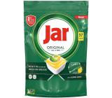 Jar Original All in One Lemon kapsule do umývačky riadu 57 kusov