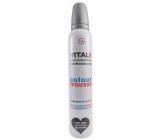 Vitale Exclusively Professional farbiace penové tužidlo s vitamínom E Steel Grey - Oceľovo sivá 200 ml