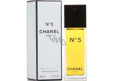 Chanel No.5 toaletná voda pre ženy 50 ml s rozprašovačom