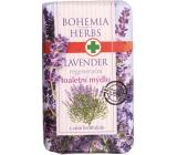 Bohemia Herbs Lavender toaletní mýdlo 100 g