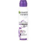 Garnier Mineral Protection Floral Fresh 48h antiperspitant dezodorant sprej pre ženy 150 ml