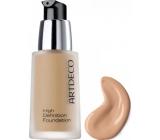 Artdeco High Definition Foundation krémový make-up 45 Light Warm Beige 30 ml
