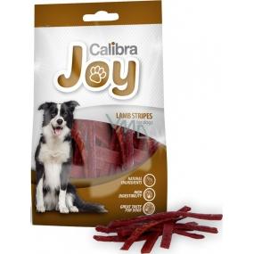Calibra Joy Jahňacie mäso doplnkové krmivo pre psov 80 g