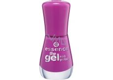 Essence Gel Nail lak na nehty 95 Vibrant Purple 8 ml