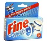 Well Done Fine Tablety na čištění pračky 2 x 40 g