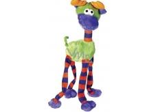 Tommi Hračka plyš Sob fialový s dlouhýma nohama 48 cm