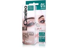 Cameley Progreen Krémová henna na obočie - tmavo hnedá 15ml Dark Brown