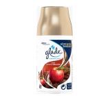 Glade Cosy Apple & Cinnamon automatický osviežovač vzduchu s vôňou jablka a škorice, náhradnú náplň sprej 269 ml