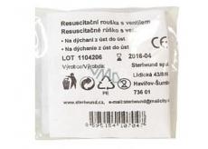 Steriwund Rúška resuscitačné s ventilom 1 kus