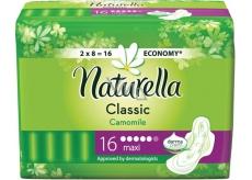 Naturella Classic Maxi intimní vložky 16 ks
