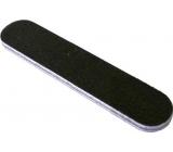Pilník na nehty smirkový černý 9 cm 1 kus, 5395