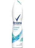 Rexona Motionsense Shower Clean antiperspirant dezodorant sprej pre ženy 150 ml