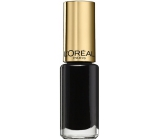 Loreal Paris Color Riche Le Vernis lak na nehty 702 Black Swan 5 ml