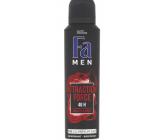 Fa Men Attraction Force dezodorant sprej pre mužov 150 ml