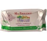Ma Provence Bio Mandľové kvety pravej Marseille toaletné mydlo 200 g