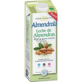 Almendrola Mandľový nápoj 2,75% nesladený 1000 ml