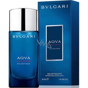Bvlgari Aqva pour Homme Atlantiqve toaletná voda 30 ml