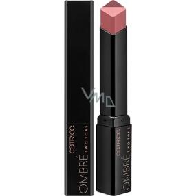 Catrice Ombré Two Tone Lipstick rúž 020 Nude York City Style 2,5 g