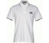 Montblanc Polo Shirt pánské polo tričko bílé velikost L 2017